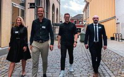 Lingalaks tar med seg sin teknologipartner Clarify inn i Norwegian Seafood Trust